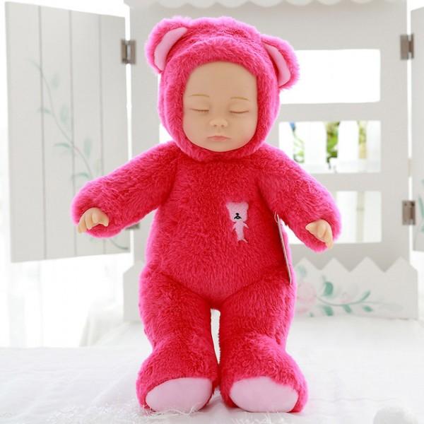 Babypuppe Teddy